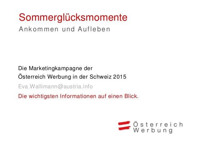Sommergluecksmomente 2015 Schweiz Slide 2