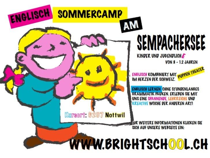 Sommerkurse für kinder