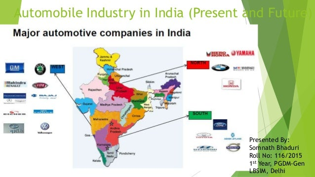 future prospects of the automobile industry The objective here is analyze the growth and future prospect of the industry the purpose is to make predictions about the future growth of the industry the cement industry of india has shown tremendous growth over the past few years the industry is expected to grow in terms of capacity in the.