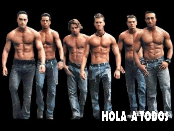 HOLA  A TODOS