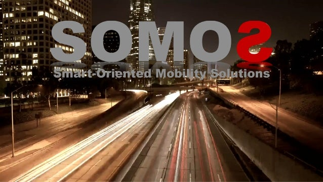 COMPANY SOMOS is an innovative startup and a spin-off of the University of Calabria offering innovative solutions on IoT a...