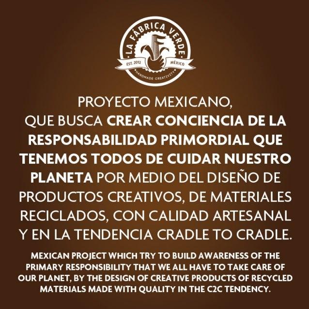 Somos La Fabrica Verde