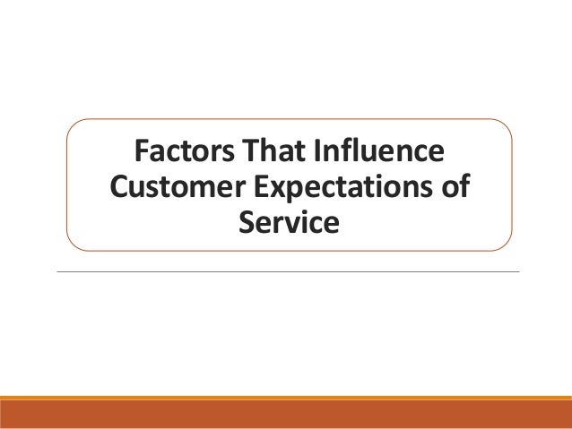 customer expectations of service Customer service can mean many different things, but there are unifying principles across all customer-facing operations whether yours is a contact center, face-to-face retail, social media.
