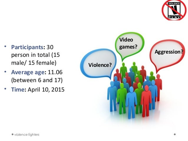 violent video games are not the cause of violence
