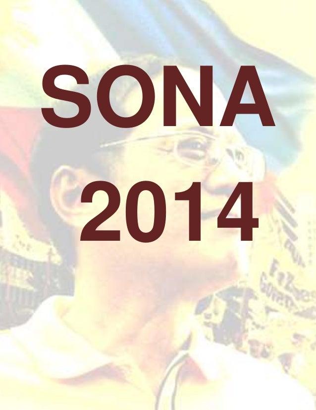 SONA 2014