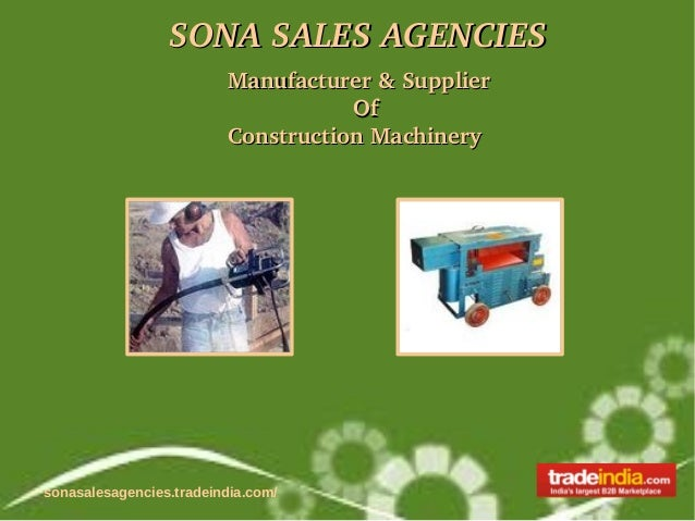 SONA SALES AGENCIESSONA SALES AGENCIESsonasalesagencies.tradeindia.com/Manufacturer & SupplierManufacturer & Supplier     ...