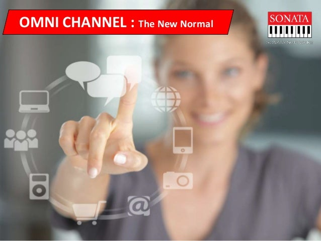 DEPTH MAKES A DIFFERENCE OMNI CHANNEL : The New Normal