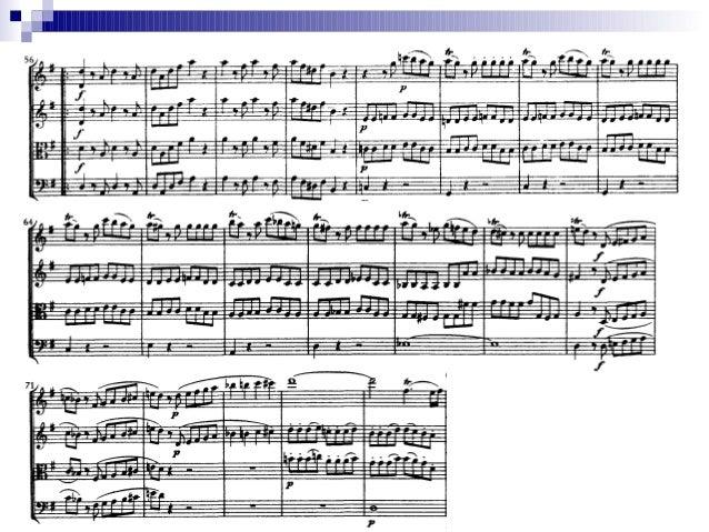 41293 mozart-symphony-no-40  Sonata Allegro Form