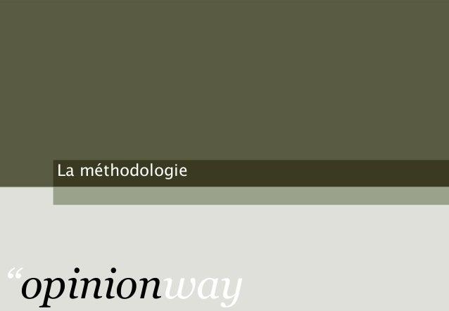 Institut Diderot - Les jeunes et l'avenir de la politique - Par OpinionWay - 11 juin 2015 Slide 2