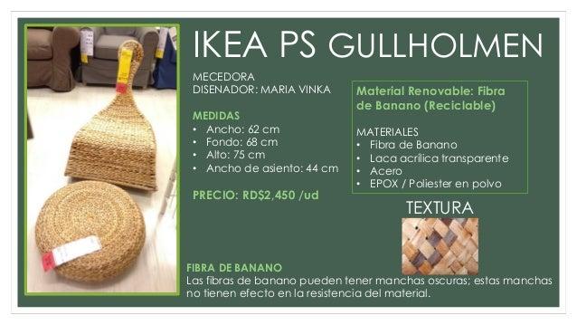 Sondeo exploratorio for Mecedoras ikea precios