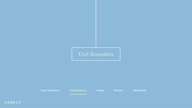 Unit Economics Cumulative cash flow by unit, assuming no future improvement Three unit economic levers Improve revenue per ...