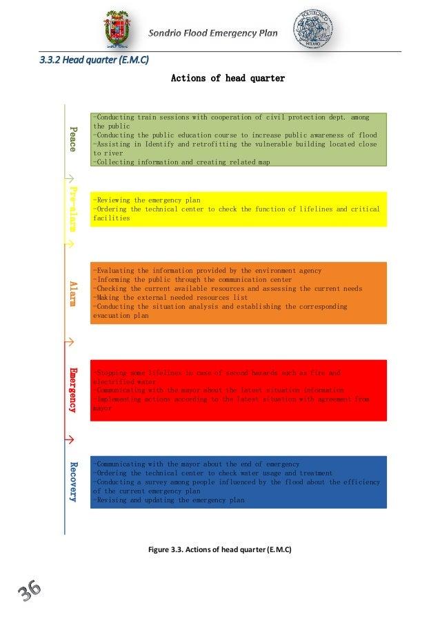 sondrio flood emergency plan daniel