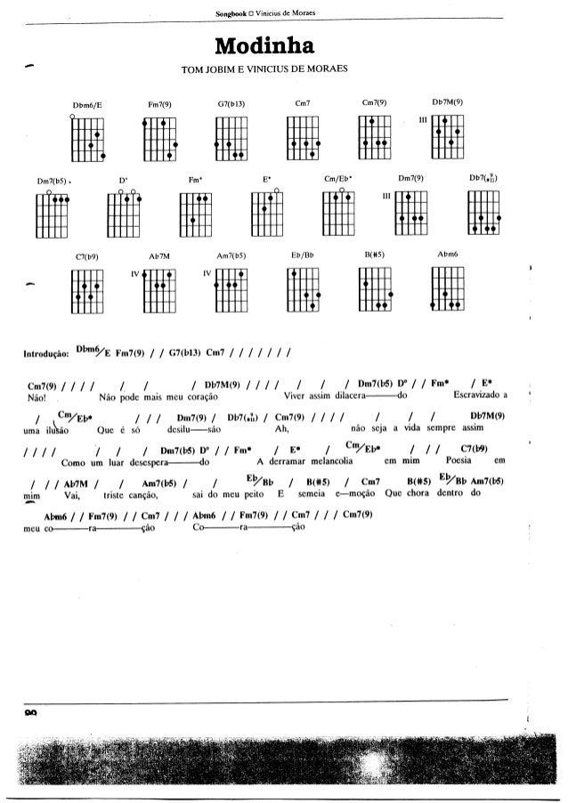 Conhecido Songbook vinicius de moraes 2 (almir chediak) AJ27