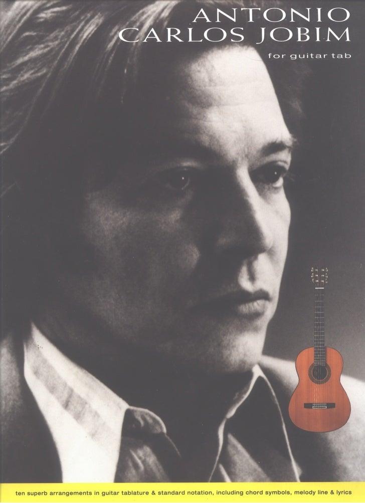 [Songbook] Antonio Carlos Jobim para Violão e Voz