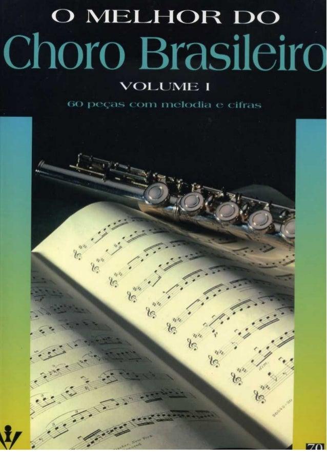Songbook choro vol 1