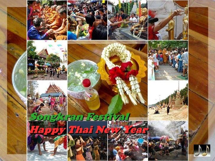 songkran festivalhappy thai new year