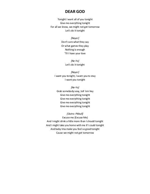 Lyric don t tell me what to do lyrics : Song lyrics