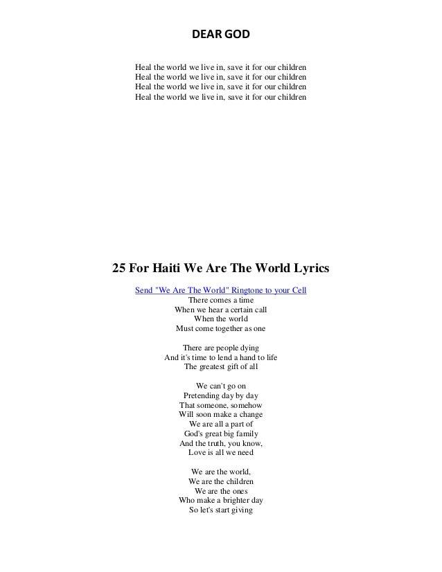 Lyric lyrics to family of god : Song lyrics