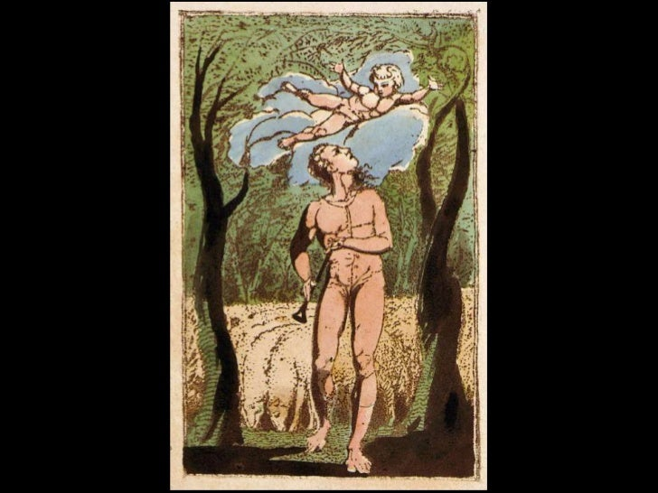 William Blake's Songs of innocence - plates only