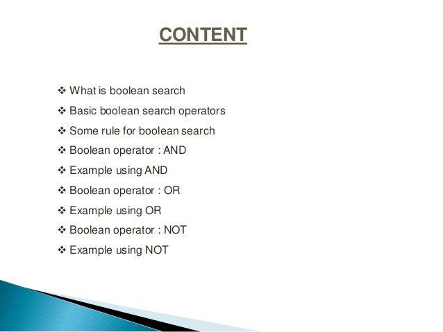 Boolean Search Help | Ivanti User Community