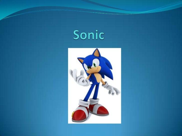 Sonic<br />