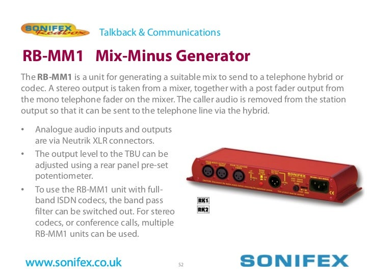Sonifex redbox-products-products