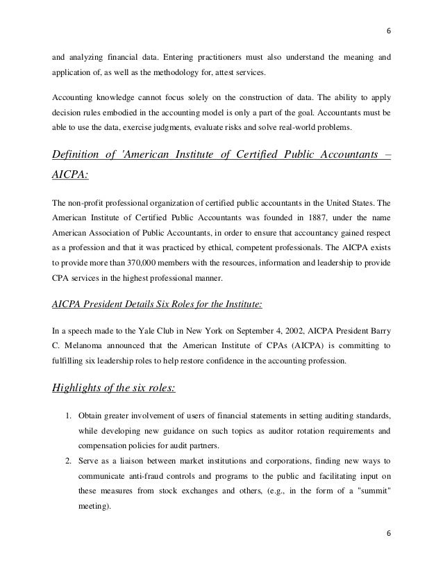 cpa definition accounting