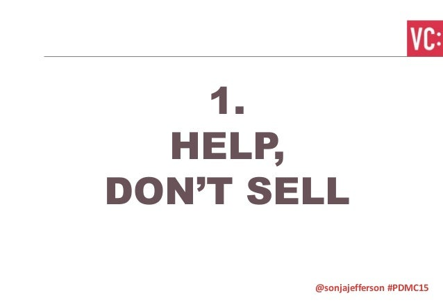 A manifesto for valuable content marketing Slide 3