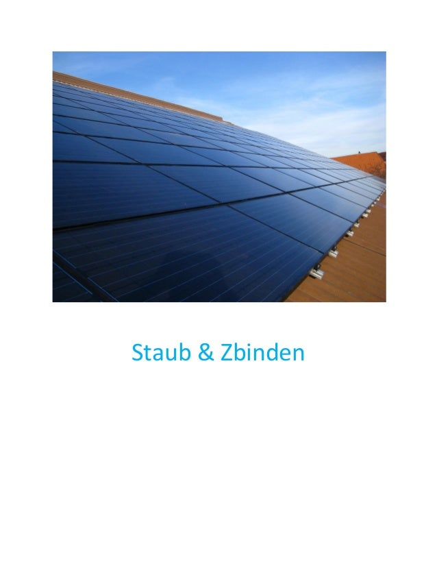 Staub & Zbinden