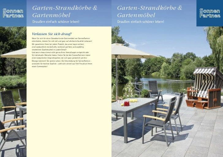 katalog Sonnenpartner 2011