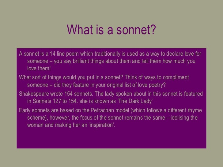 sonnet 130 true love in the Free essay: the theme of unconditional love in william shakespeare's sonnet 130 'sonnet 130' sounds as if it is mocking all of the other poems of.