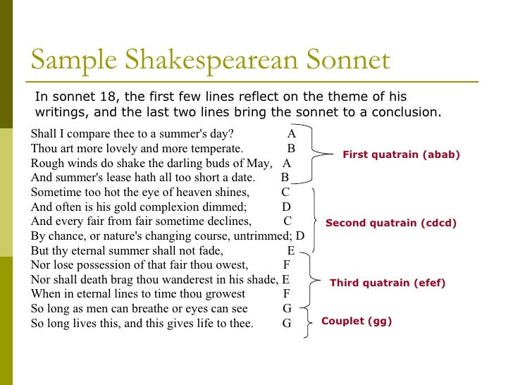 sonnet ideas to write about Learn how to write a sonnet in a few easy steps while better understanding poetry concepts like iambic pentameter and proper rhyme and why to do so is a bad idea.