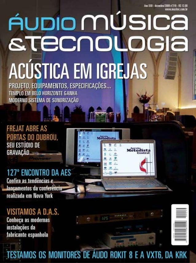 capa     André Iunes Pinto  Áudio, vídeo e acústica  com louvor  Igreja Metodista de Belo Horizonte  comemora 52 anos rega...
