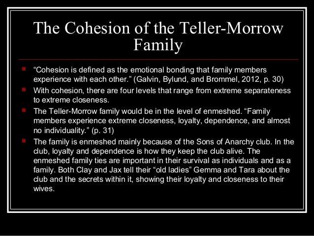 Morrow Definition
