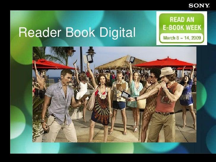 Reader Book Digital