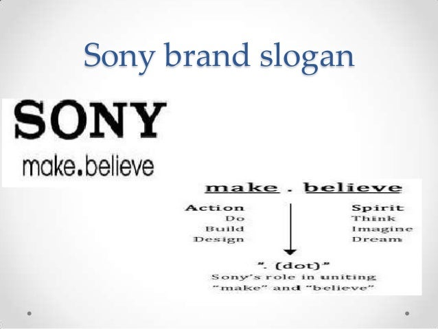 About sony core values mission