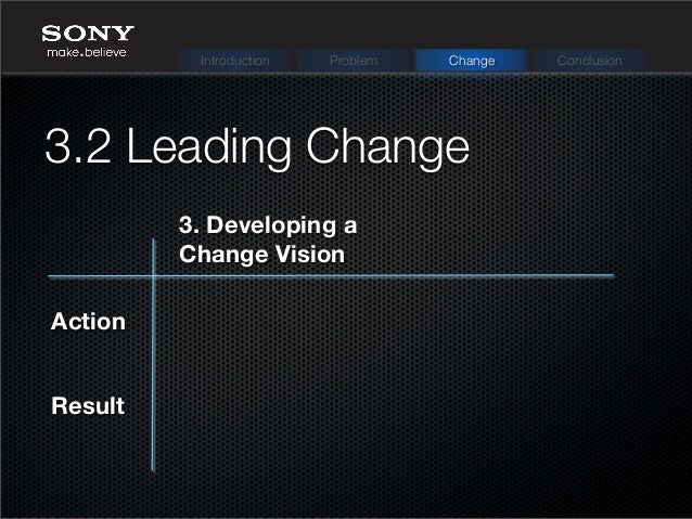 Major changes for Sony, as company focuses on digital imaging