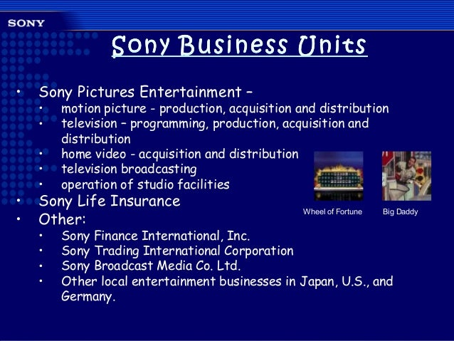business analysis on sony corporation for Sony corporation with history, swot analysis, competitors we use your linkedin profile and activity data to personalize ads and to show you more relevant ads.