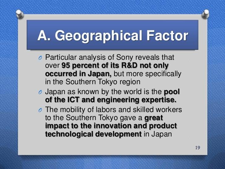 analysis of sony corporation and its competitors Prepared by : jeyran babajanova, sean hurley, shu fang competitors nokia corporation competitor analysis.