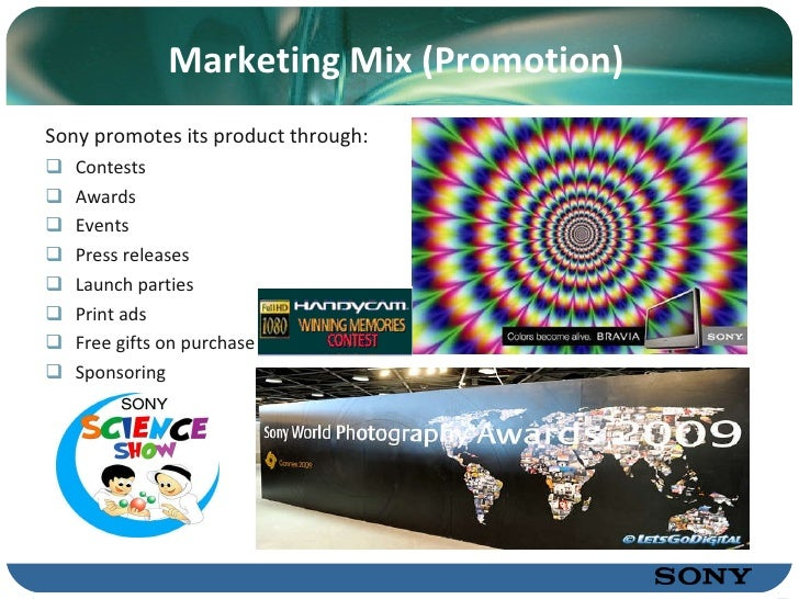 sony corporation case study Product marketing planning invited audience members will follow you as you navigate and present people invited to a presentation do not need a prezi account this link expires 10 minutes after you close the presentation.