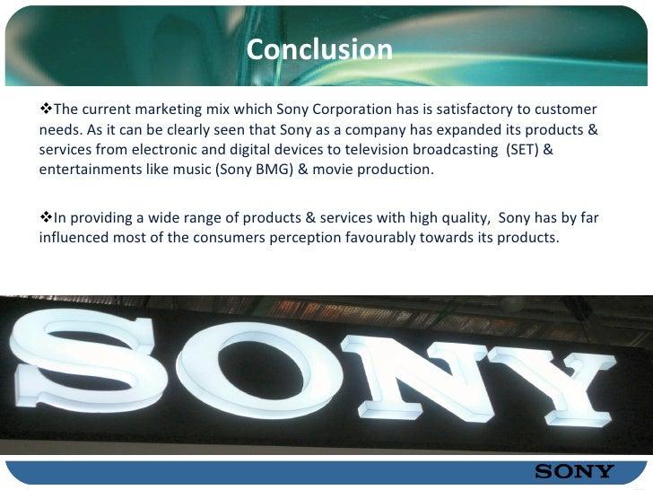 the sony corporation a case study O •o 0) the sony corporation: a case study in transnational media management by richard a gershon, western michigan university, usa and tsutomu kanayama, sophia university, japan.