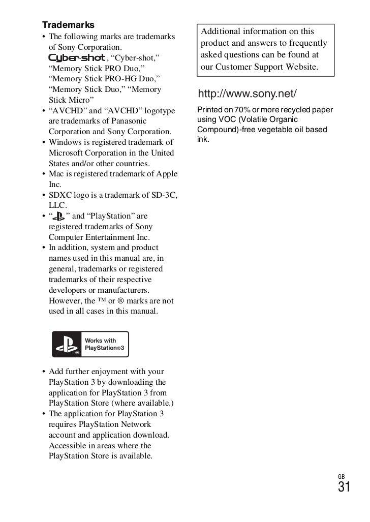 sony cyber-shot dsc-h55 manual pdf