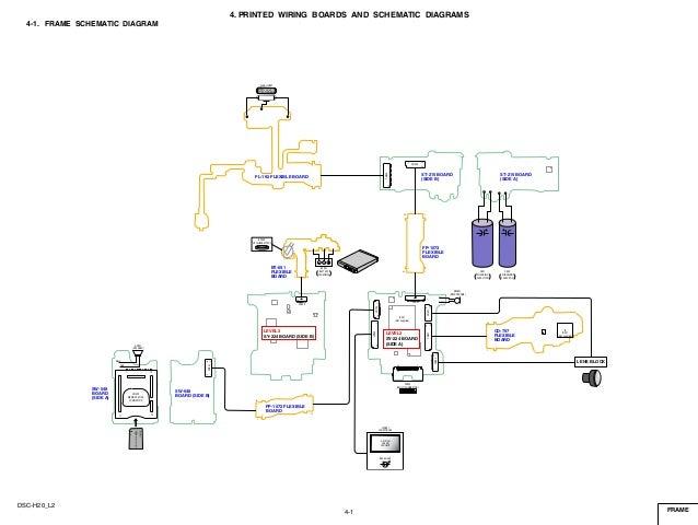 Sony Dsc H20 Service Manual Level 2 Ver 1 1 2009 04 Rev