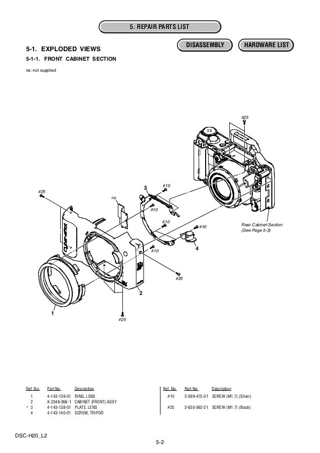 sony dsc h20 service manual level 2 ver 1 1 2009 04 rev 1 9 852 683 rh slideshare net Sony Cyber-shot DSC-H70 Manual DSC Alarm Manual Home