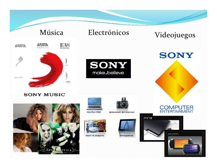 sony corporation essay