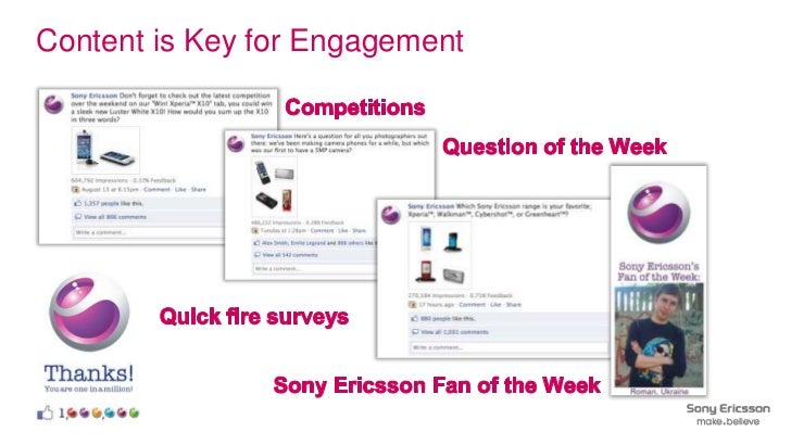 sony ericsson marketing case study And sony ericsson has pledged that the greenheart concept will be rolled   mation provided in the substitution case studies  input, and market  requirements.