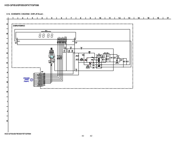 Sony Hcd Gpx33