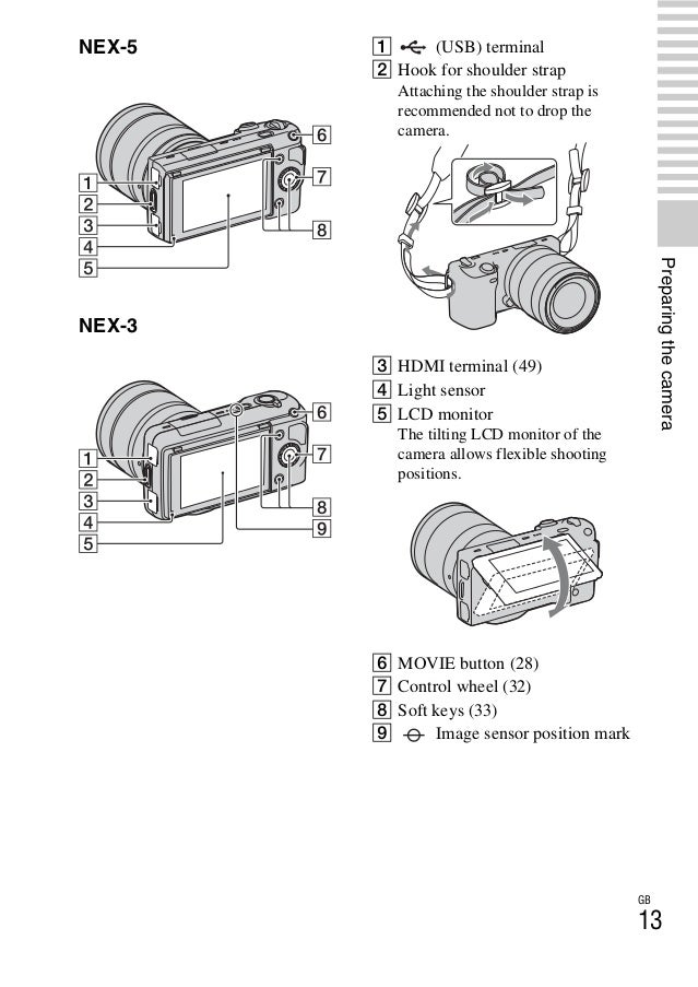 Sony nex5manual