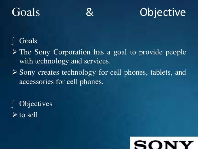Sony tv ppt