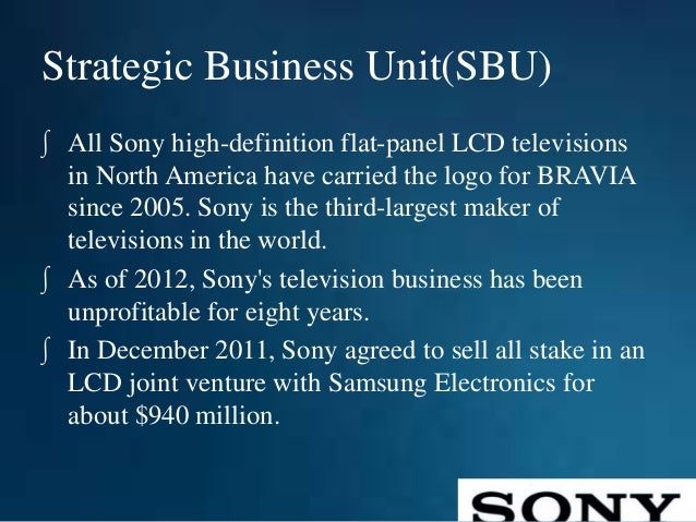 sony xperia swot Sony corporation: swot overview _____ 34 sony corporation: strengths.